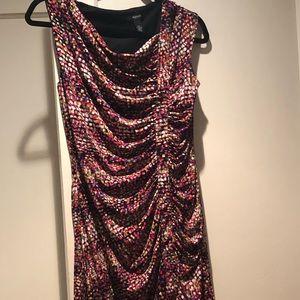 Multi-Colored Petite Alfani Dress
